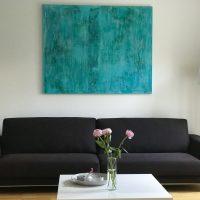 Turquoise Series Nr. 35b