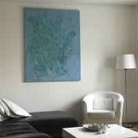 Turquoise Series Nr. 98b