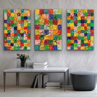 Wild Colours Nr. 91, 89, 92 Ludger